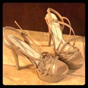 Like new tan heels